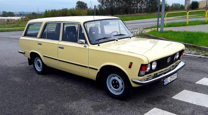 FSO 125p Kombi 1990 – 38000PLN – Łomża