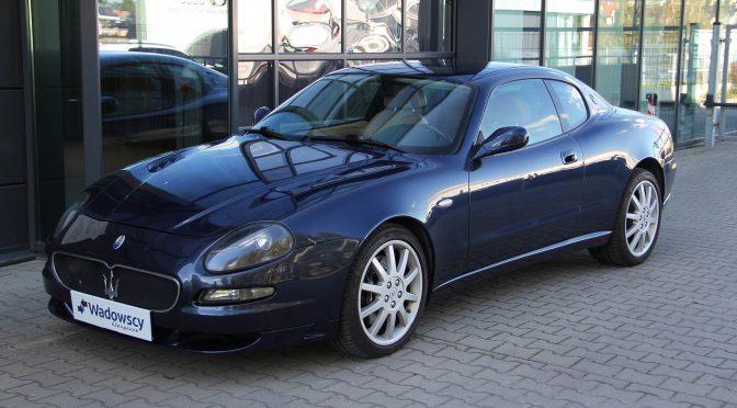 Maserati 3200 GT 2001 – 100000PLN – Gaj