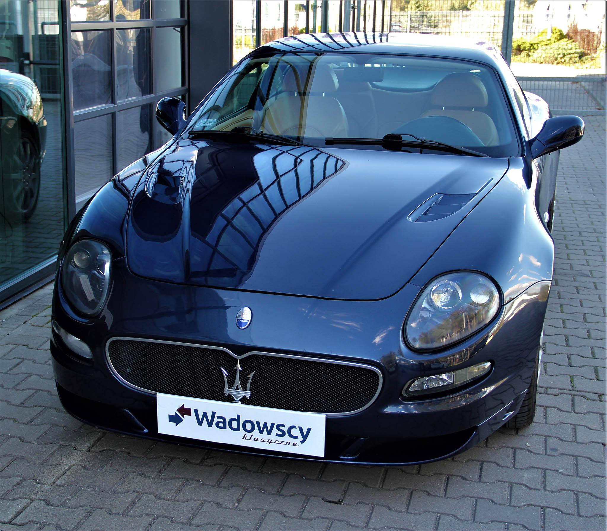 Maserati 3200 GT 2001 - 100000 PLN - Gaj | Giełda klasyków