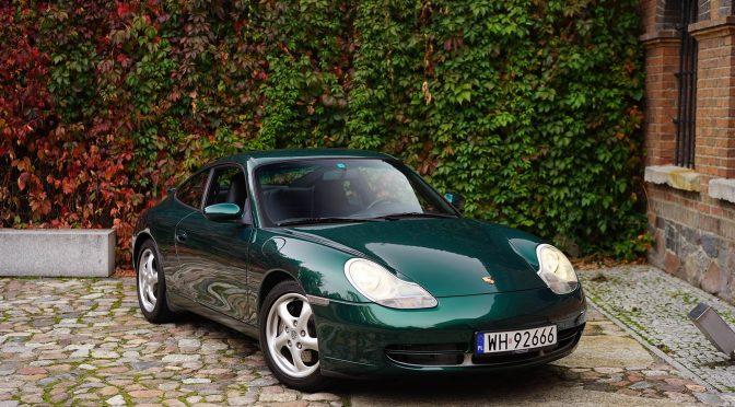 Porsche 911 Carrera 996 1999 – REZERWACJA