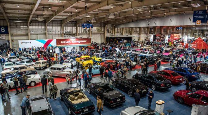 Retro Motor Show przełożone na 2021 rok