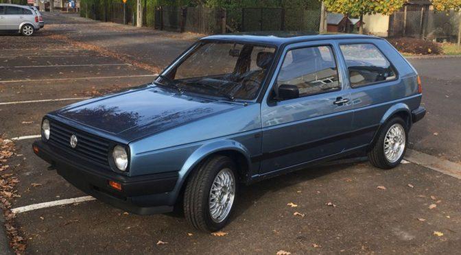 Volkswagen Golf Mk2 1990 – 27000PLN – Lubliniec