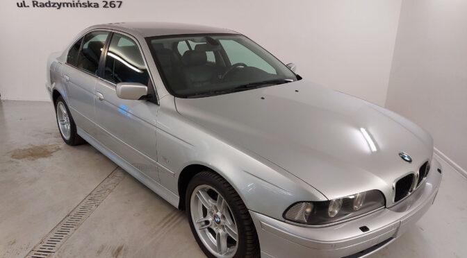 BMW 530i E39 2003 – SPRZEDANE