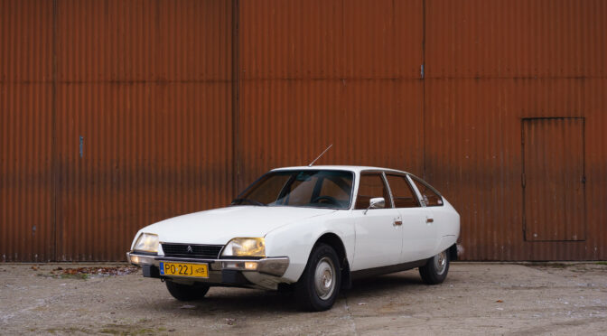 Citroen CX 2000 1975 – 67000PLN – Poznań