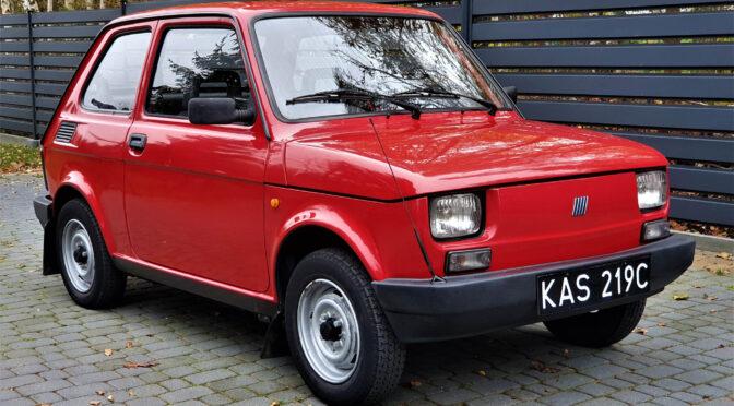 Fiat 126 elx Maluch 1997 – SPRZEDANY