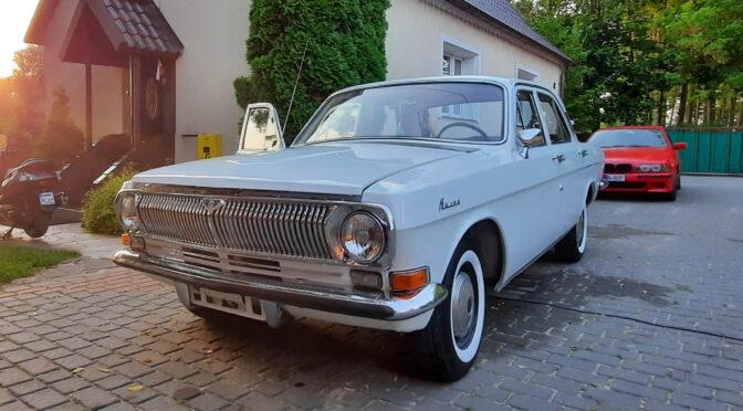 GAZ 24 Wołga 1974 – 32000PLN – Mrągowo