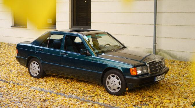 Mercedes 190E Primavera W201 1993 – SPRZEDANY