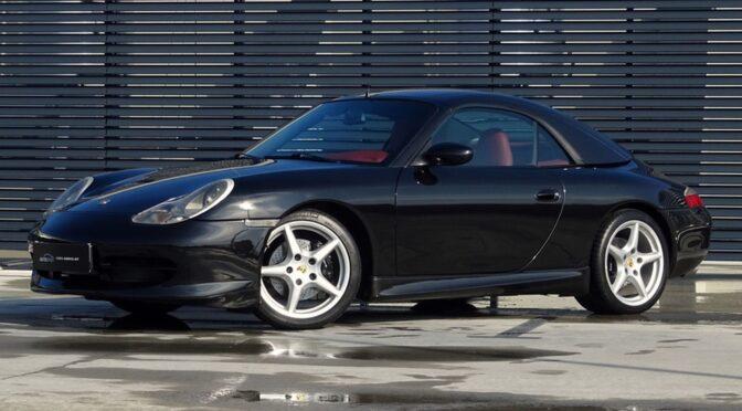 Porsche 911 Carrera Cabriolet 996 2000 – 139900PLN – Pruszków