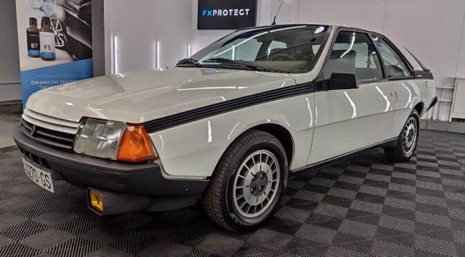 Renault Fuego GTX 1985 – 44900PLN – Jabłonna