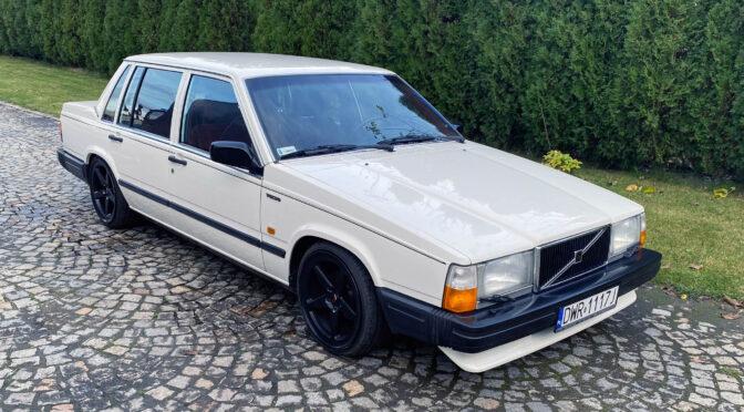 Volvo 740 GLE 1986 – 36500 PLN – Sadków