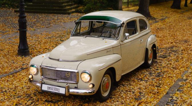 Volvo PV544 Sport 1961 – SPRZEDANE