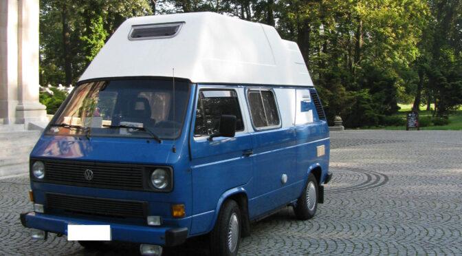 Volkswagen T3 Peter Gall Kamper 1984 – 51984PLN – Siemonia