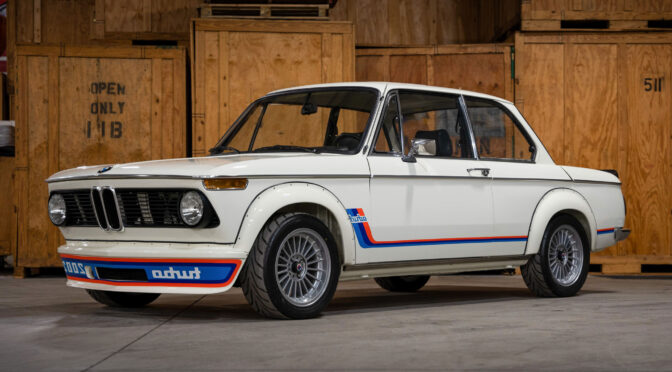 BMW 2002 Turbo 1974 – USA
