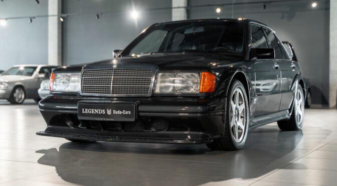 Mercedes 190E 2.5-16 Evolution II W201 1990 – SPRZEDANY