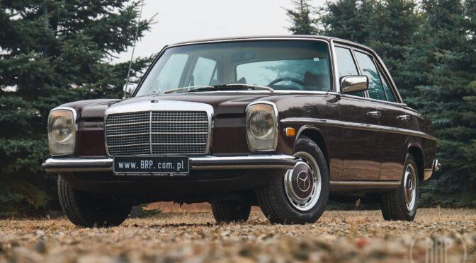 Mercedes 250 2.8 W114 1973 – 64900PLN – Dębe Wielkie