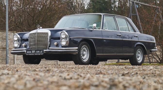 Mercedes 300SEb W108 1967 – 89990PLN – Dębę Wielkie