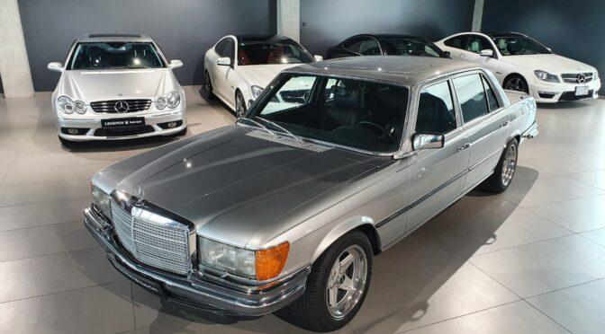 Mercedes 450 SEL 6.9 W116 1981 – 167000PLN – Poznań