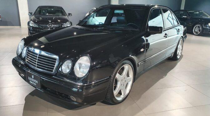 Mercedes E55 AMG W210 1997 – 129000PLN – Poznań