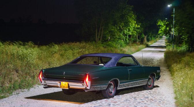 Mercury Monterey Coupe 1967 – SPRZEDANY