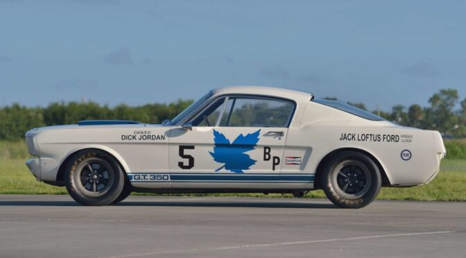 Shelby GT350R Fastback 1965 – USA
