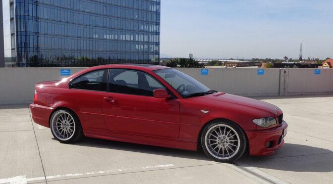 BMW 320Ci E46 2003 – 35000PLN – Wrocław
