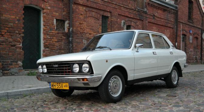 Fiat 132 1974 – 79000PLN – Warszawa