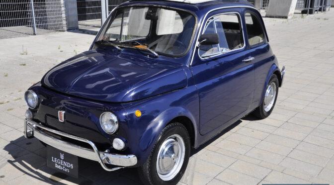 Fiat 500L 1968 – 26500PLN – Poznań