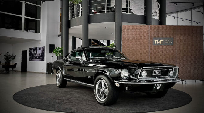 Ford Mustang GT 2+2 Fastback 1968 – 498000 PLN – Świdnica