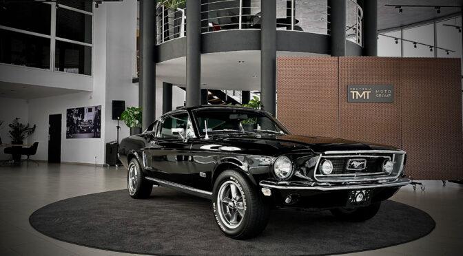 Ford Mustang GT 2+2 Fastback 1968 – 498000PLN – Świdnica