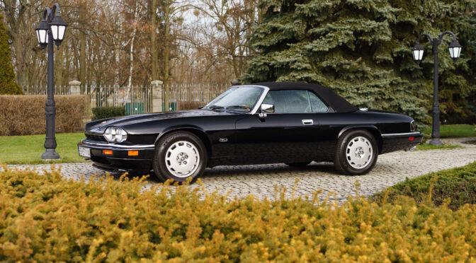 Jaguar XJS Celebration Convertible 1995 – SPRZEDANY