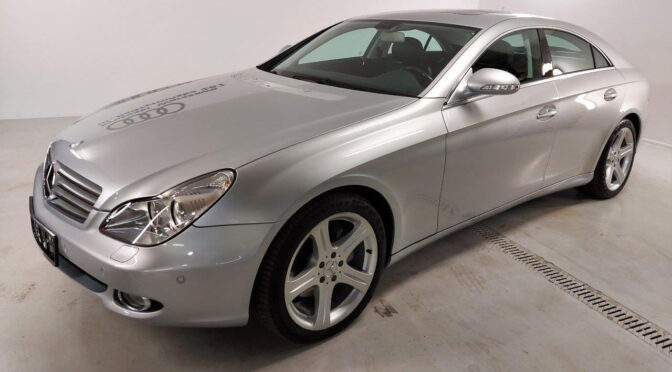Mercedes CLS 550 C219 2007 – 124900PLN – Warszawa