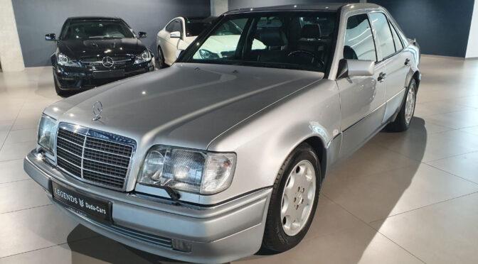Mercedes E 500 W124 1993 – 149000PLN – Poznań