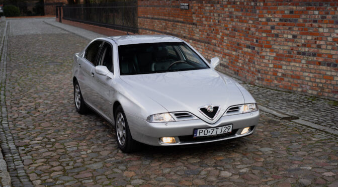 Alfa Romeo 166 1999 – SPRZEDANA