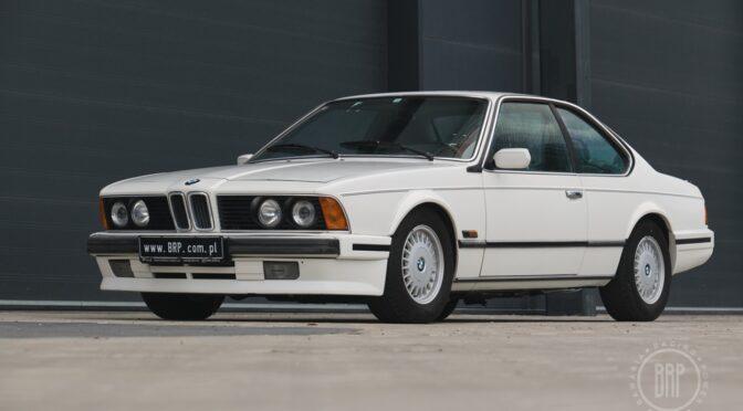 BMW 635 CSi E24 1987 – 110000PLN – Dębe Wielkie