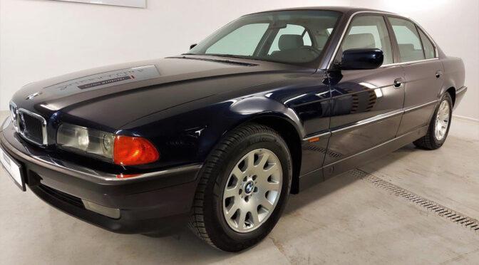 BMW 730i E38 1995 – 55900PLN – Warszawa