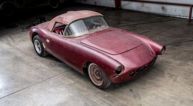 Chevrolet Corvette LM 1960 – USA