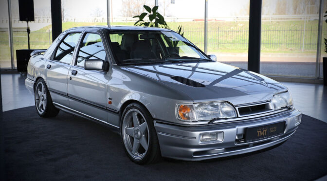 Ford Sierra RS Cosworth 1990 – 124000 PLN – Świdnica