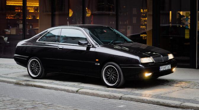 Lancia Kappa Coupe 1997 – 47000PLN – Poznań