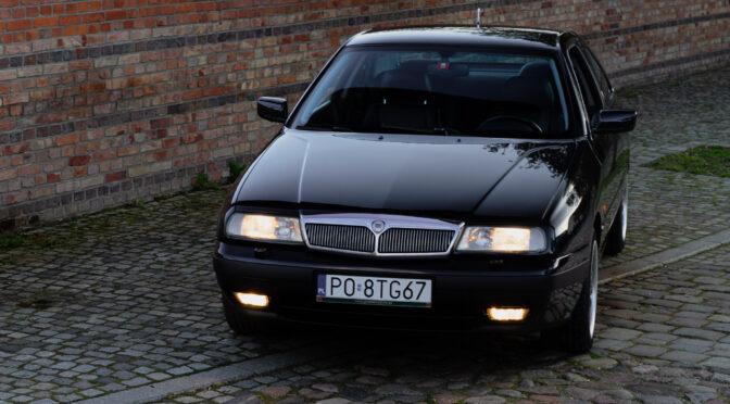 Lancia Kappa Coupe 1997 – SPRZEDANA