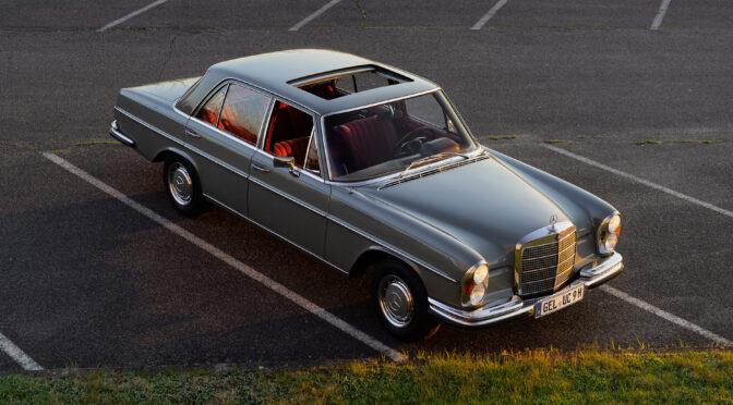 Mercedes 280 SE W108 1969 – 109000PLN – Poznań