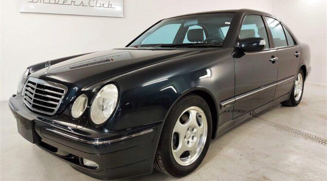 Mercedes E 320 Avantgarde W210 2001 – 89900PLN – Warszawa