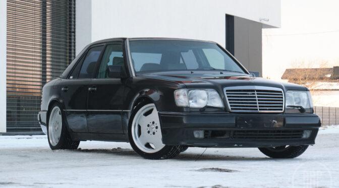 Mercedes E 500 W124 1993 – 139000PLN – Dębe Wielkie