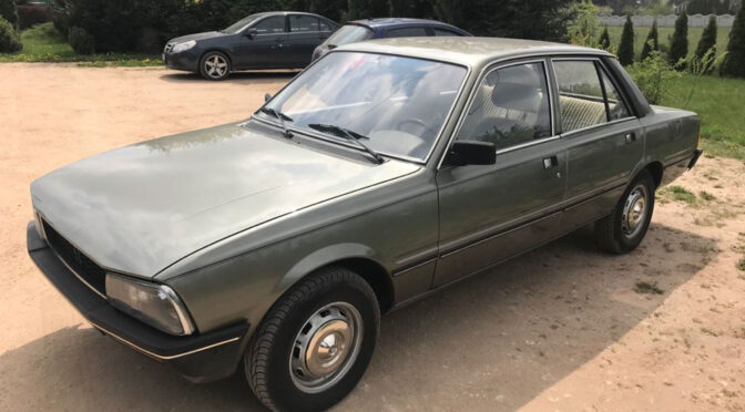 Peugeot 505 1982 – 29999PLN – Łódź