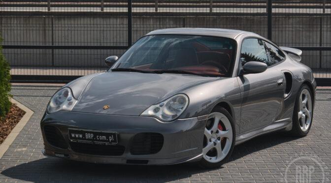 Porsche 911 Turbo 996 2001 – 259000PLN – Dębe Wielkie