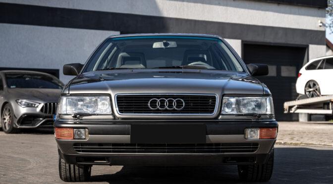 Audi V8 D11 1988 – 64000PLN – Braniewo