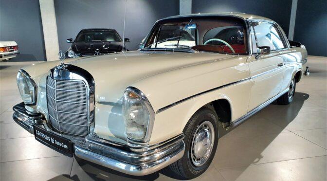 Mercedes 220 SEb Coupe W111 1963 – SPRZEDANY