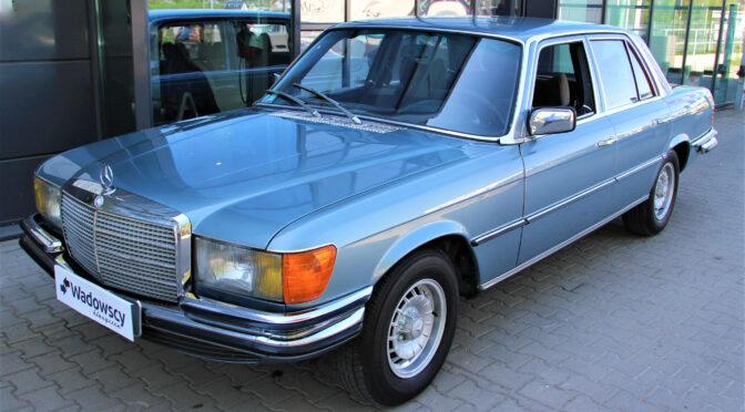 Mercedes 280 SE W116 1973 – 46000PLN – Gaj