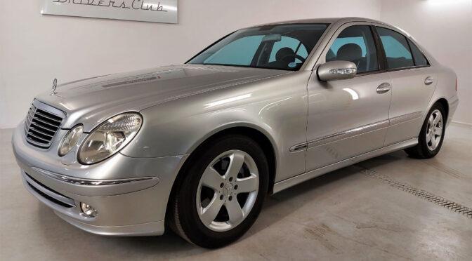 Mercedes E 320 W211 2004 – SPRZEDANY