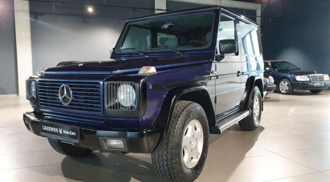 Mercedes G 320 W463 1996 – 149900PLN – Poznań