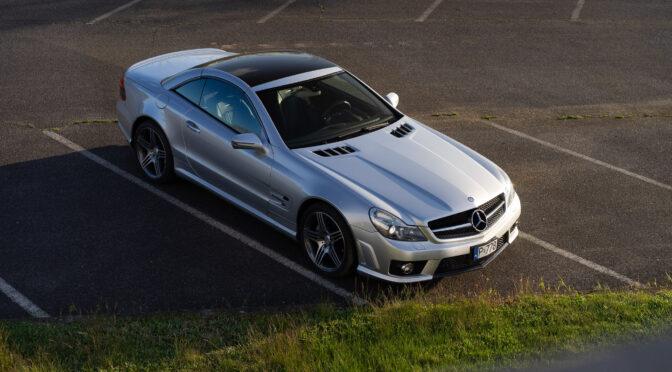 Mercedes SL 63 AMG R230 2009 – 259000PLN – Poznań
